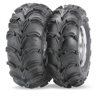 Pair of 2 ITP Mud Lite ATV Tires 22 11 8 22x11 8