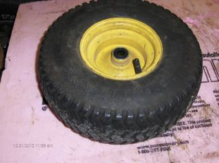 John Deere Lawn LT155 Front Tire and Rim
