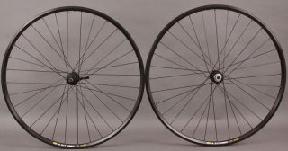 Mavic A 317 Rims Shimano XT 29er Mountain Bike Wheels 15mm Through