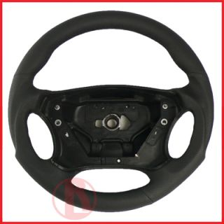 Mercedes W203 C Class Sport Steering Wheel V2 Leather
