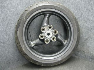 09 Ducati Monster 696 Marchesini Rear Rim Wheel R2