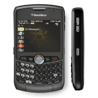 BOOST RIM BLACKBERRY CURVE 8330 GPS  BLUETOOTH 2MP CAMERA CELL