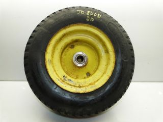 John Deere 210 Tractor Good Year 16x6 50 8 Front Tire Rim