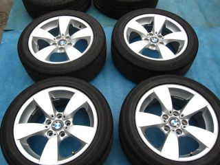 17 BMW E60 530i 5 Series Wheels Rims Tires