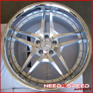 W216 CL550 CL600 CL63 CL Roderick RW2 Staggered Wheels Rims