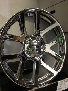 RAM SRT 10 Factory OE Replica Wheels Rims 22x10 5x5 5 1500