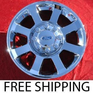 New 20 Ford F 250 F 350 Factory Forged Chrome Wheels Rims 3693