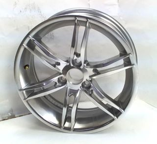 Genuine Can Am RT Spyder 6 Spoke Front Wheel Rim Mint Part
