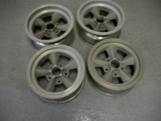Vintage Gasser American Racing Wheels Chevy 427 COPO Pro Touring