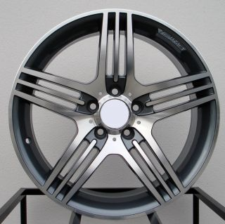19 AMG Style Wheels Rims Fit Mercedes CLK320 CLK350 CLK500