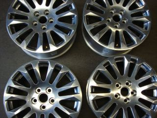 2011 12 CADILLAC CTS 4 door 18 WHEEL RIM take offs POLISHED 14 spoke