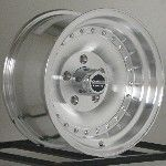 15 inch Wheels Rims Jeep Wrangler Ford Ranger Five Lug American Racing