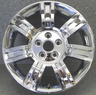OEM CADILLAC DTS 18 CHROME WHEEL ORIGINAL DEVILLE RIM EXCELLENT COND
