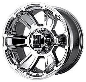 American Racing 79622980218 Revolver Series XD796 Chrome Wheel