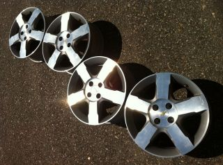 Cobalt SS Saturn ion G5 16 Factory Stock Wheels Rims Whammie