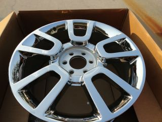 2010 Chrome Factory Ford Harley Davidson F150 22 Wheel Rim 3830