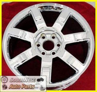 09 10 11 Cadillac Escalade ESV Ext 22 Rechromed Wheel Rim 5309