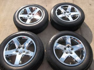 17 DODGE CHARGER WHEELS TIRES RIMS MAGNUM CHALLENGER CHRYSLER 300 2325