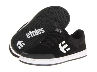 etnies Kids Marana Boys Shoes (Black)