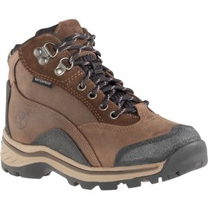 Timberland Kids Pawtuckaway Youth Lace Hiker Brown Boots   66732