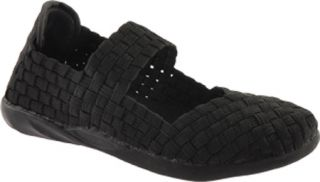 Childrens Bernie Mev Cuddly   Black Casual Shoes