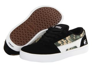 etnies Kids RCT Boys Shoes (Black)