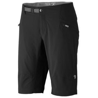 Mountain Hardwear Ancona Trek Shorts   UPF 25 (For Women)   GRAPHITE (8 )
