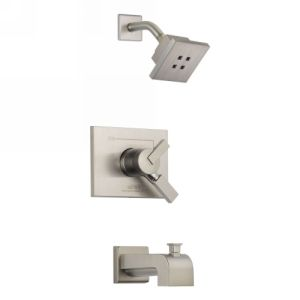 Delta Faucet T17453 SSH2O Vero Monitor 17 Series Tub & Shower Trim