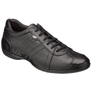 Bacco Bucci Mens Mancini Black Shoes   2580 20 001