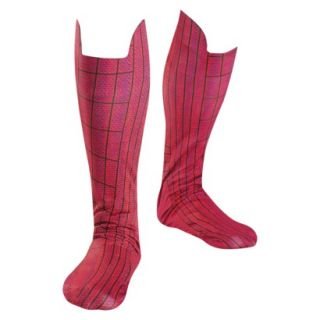 Adult The Amazing Spider Man Boot Covers   One Size Fits Most