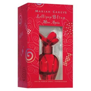 Womens Lollipop Bling Mine Again by Mariah Carey Eau de Parfum   .5 oz