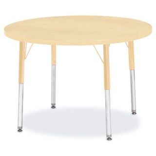 Jonti Craft Berries Round Activity Table (36 x 36) 6488JC251 Size 24 H x