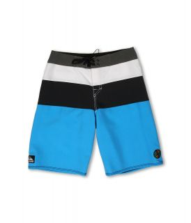 Quiksilver Kids Cypher No Frills Boardshort Boys Swimwear (Blue)
