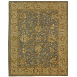 Safavieh Antiquities Blue/Beige Rug AT312A Rug Size 83 x 11