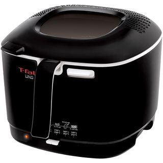 T Fal Cool Touch Deep Fryer, Black