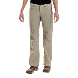 Outdoor Research Treadway Sentinel Convertible Pants   UPF 50+  Insect Shield(R) (For Women)   CAIRN (8 )