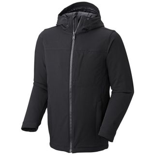 Mountain Hardwear Felix II Jacket   Insulated (For Men)   BLACK (M )