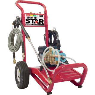 NorthStar Electric Cold Water Pressure Washer   2000 PSI, 1.5 GPM, 120 Volt