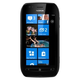 Nokia 710 Unlocked Cell Phone for GSM Compatible   Black