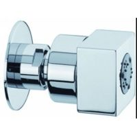 La Torre TF 027 CUBIC CHR Universal Adjustable Wall Mounted Shower Spray