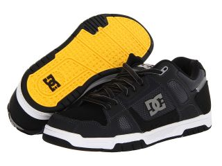 DC Stag Mens Skate Shoes (Metallic)