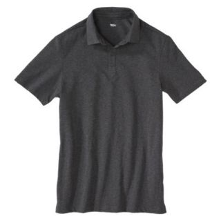 Mossimo Mens Slim Fit Polo Shirt   Sleek Gray S