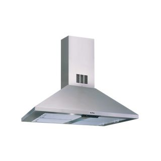 Air King ALI36SS Alicante Chimney Style Island Mount Range Hood, 36Inch Wide Stainless Steel