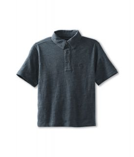Quiksilver Kids Grab Bag 3 S/S Polo Boys Short Sleeve Pullover (Metallic)