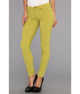 Lucky Brand Sofia Skinny Cord Womens Jeans (Yellow)
