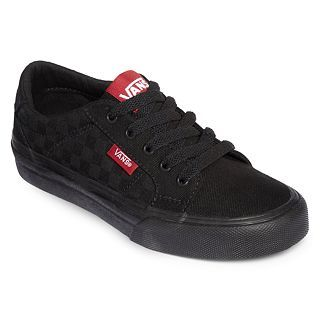 Vans Bishop Boys Casual Shoes, Black, Boys