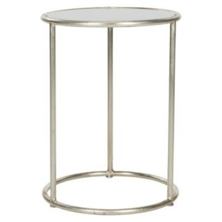 Accent Table Safavieh Accent Table   Silver