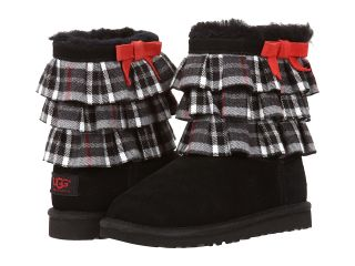 UGG Kids Eloise Girls Shoes (Black)