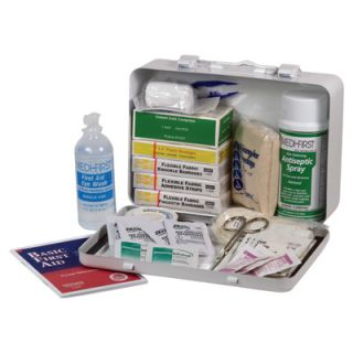 Medique Standard Vehicle First Aid Kit, Model# 818M1