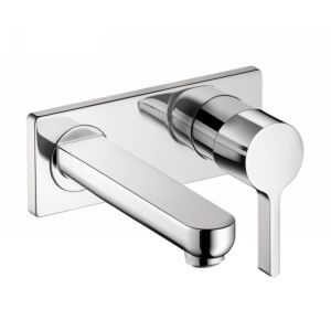 Hansgrohe 31163001 Metris S Metris S Wall Mounted Single Handle Faucet